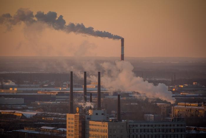 Чтобы оценить концентрацию вредных примесей, учёные изучили расположение источников выбросов