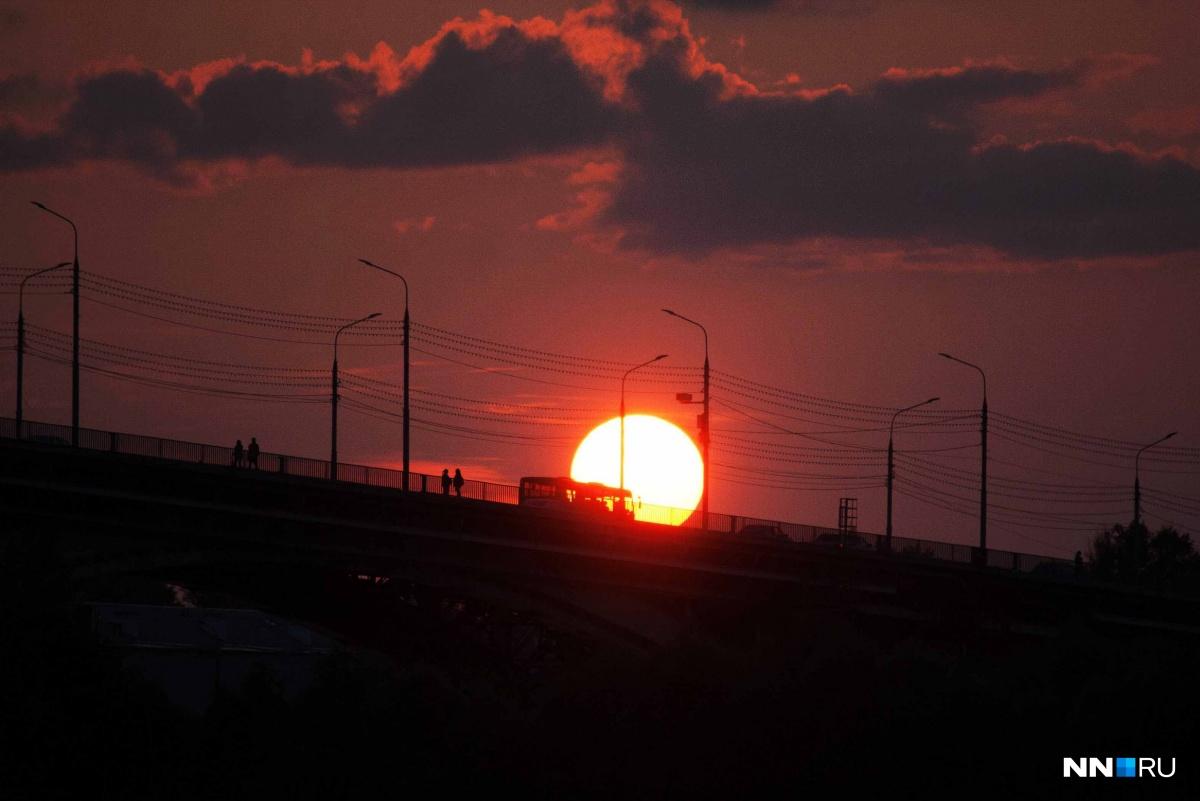 В Нижнем Новгороде сегодня будет тепло