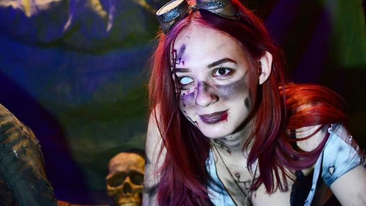 Эти жуткие ночи: обзор самых интересных вечеринок к Хеллоуину в Новосибирске