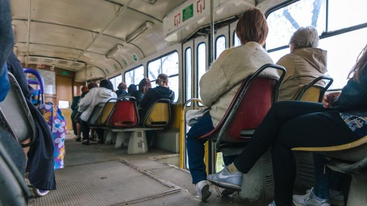 В Самаре дребезжащие трамваи заменят на новые