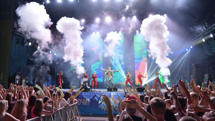 Сочи снова на высоте: фестиваль звезд «Русского радио» провели так же круто, как Олимпийские игры