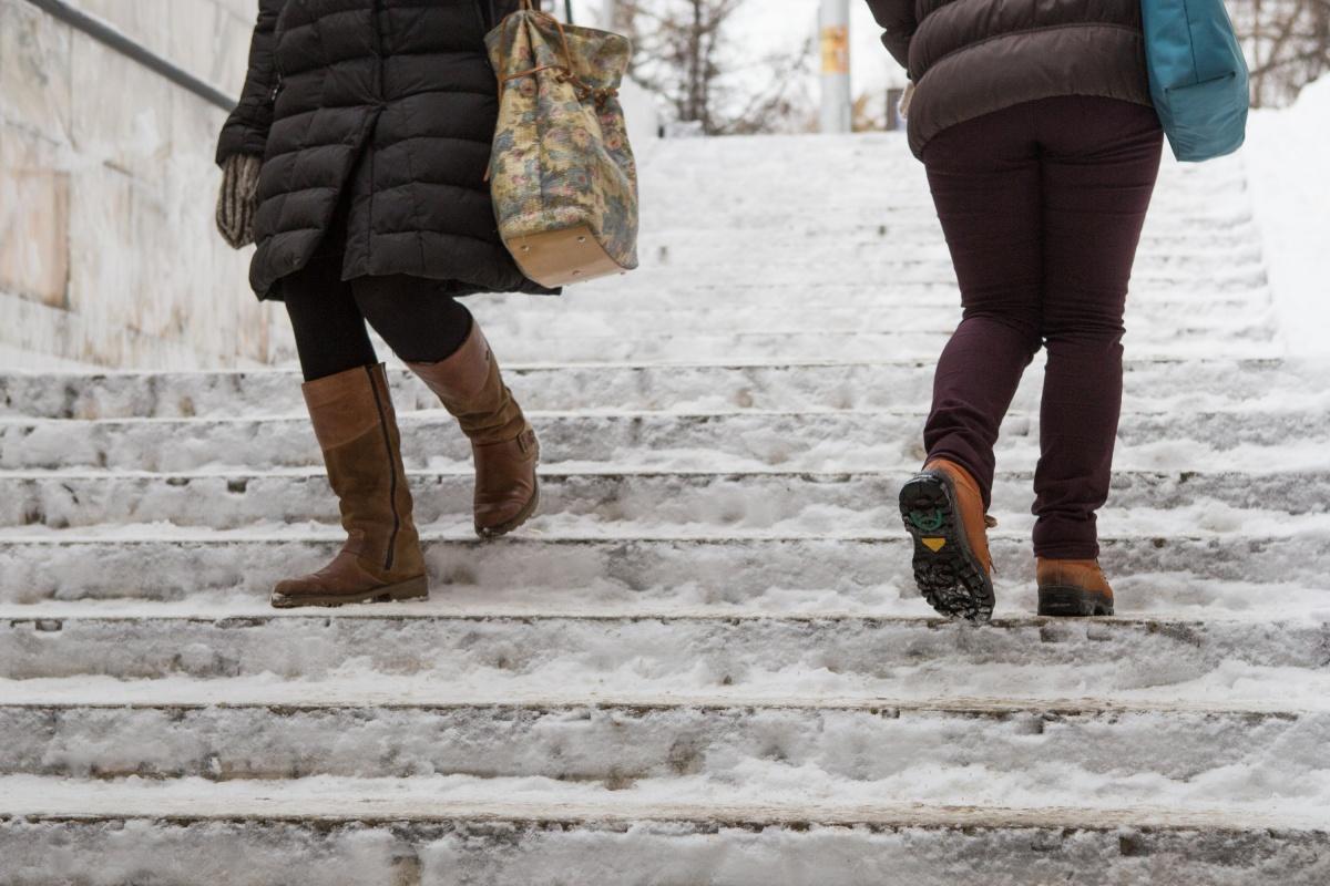 В пятницу, 9 ноября, в Новосибирске ожидается усиление ветра до 23 м/с