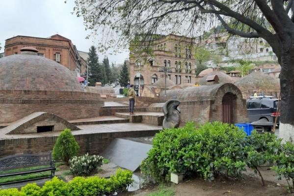 Чаще всего местом отдыха в Грузии русские туристы выбирают Тбилиси