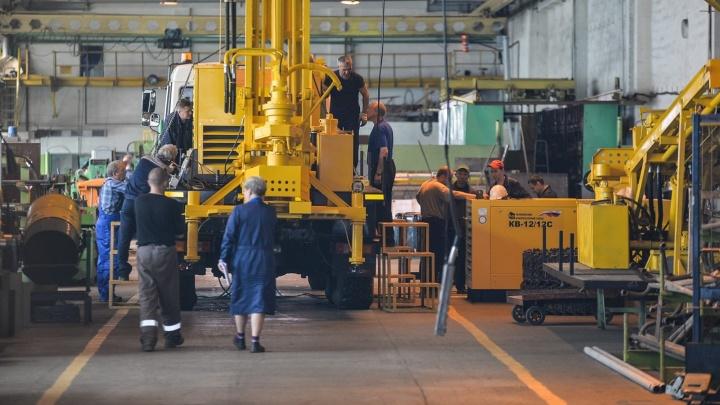 Завод Воровского, на месте которого построят высотки, переедет в город-спутник Екатеринбурга