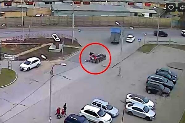 Инцидент произошел в Дзержинском районе Волгограда