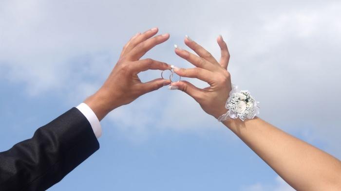 Идеальная свадьба начинается с идеальных колец