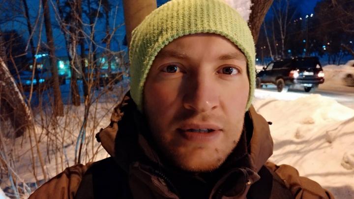 Новосибирец решил ходить на работу пешком — идти больше часа, но на автобусе ещё дольше