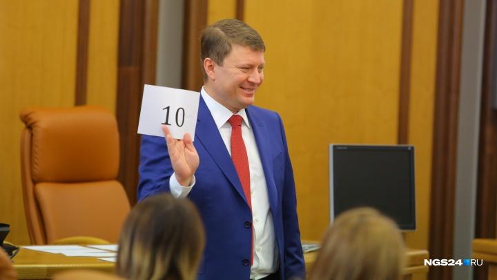Сверяем дела и обещания: рассматриваем 2 года мэра Красноярска у власти
