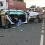 Перевернувшийся внедорожник и разбитый автобус: 22 человека пострадали в ДТП в Башкирии