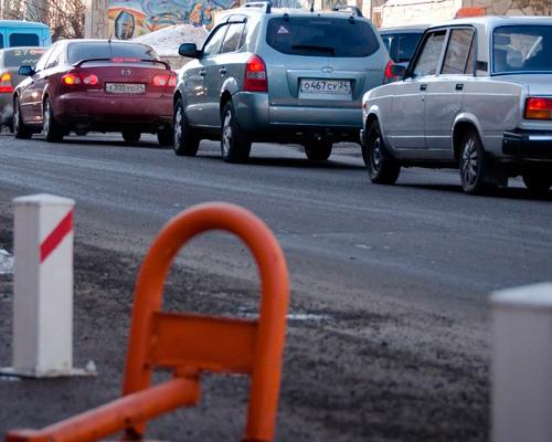 Строительные нормативы утвердили в Красноярске: на 100 квартир — минимум 50 парковочных мест