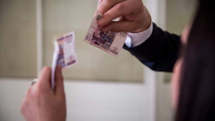 Средняя зарплата бюджетников выросла за год на полторы тысячи рублей