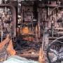 И стар и млад: в Волгоградской области сгорел Lexus и старый трактор
