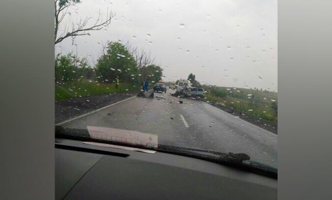 «Хоть дороги не ремонтируй»: два человека погибли в лобовом ДТП под Копейском