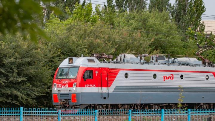 Машиниста из Батайска подозревают в краже деталей локомотива, которым он управлял