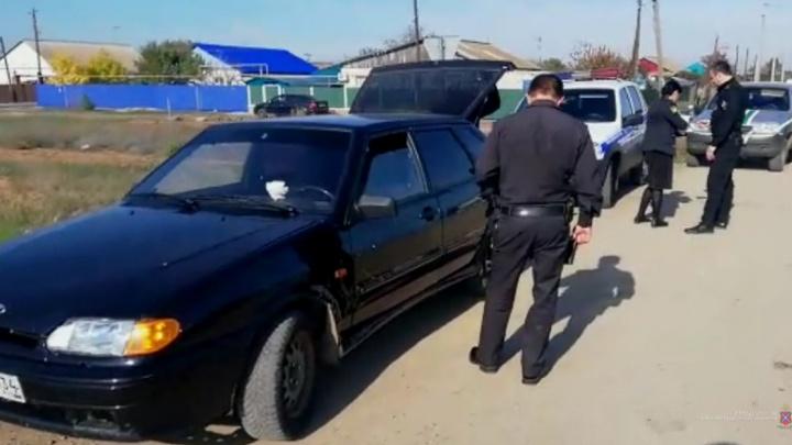 Волгоградец лишился машины за 222 неоплаченных штрафа