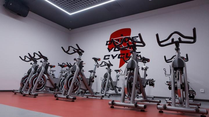 Федеральная сеть анонсировала официальное открытие нового фитнес-клуба в ТРК «Колизей»