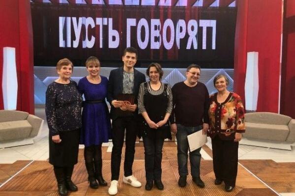 Пострадавшие рассказали свою историю на ток-шоу «Пусть говорят»<br><br>