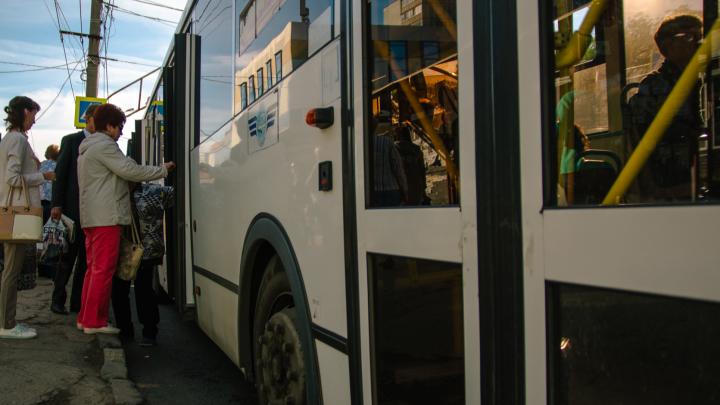Самарцы потребовали пустить дополнительные автобусы в Куйбышевский район