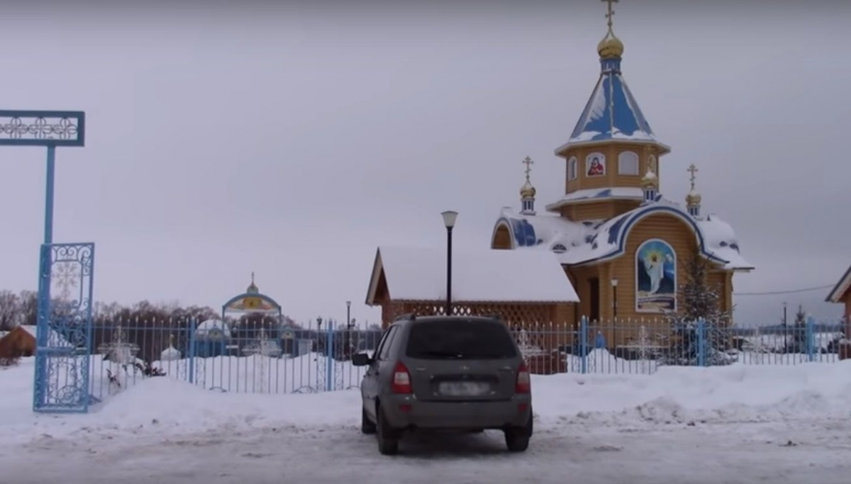 Святой источник в Ташле, по задумке властей, должен активнее привлекать верующих в Самарскую область