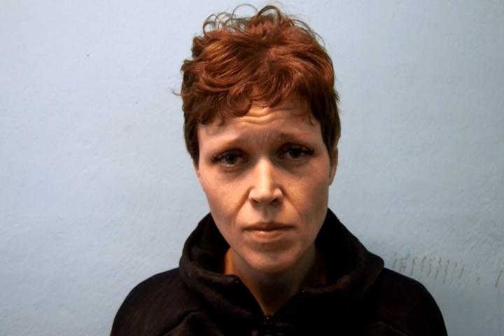 Анастасию Тетерину, подозреваемую в мошенничестве.