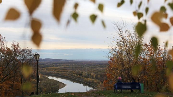 Тепло как летом: Уфа побила рекорд 45-летней давности