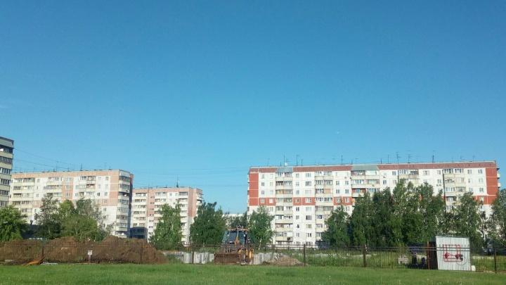 Начали строить ещё при Городецком: на Затулинке ожила замороженная стройка бассейна
