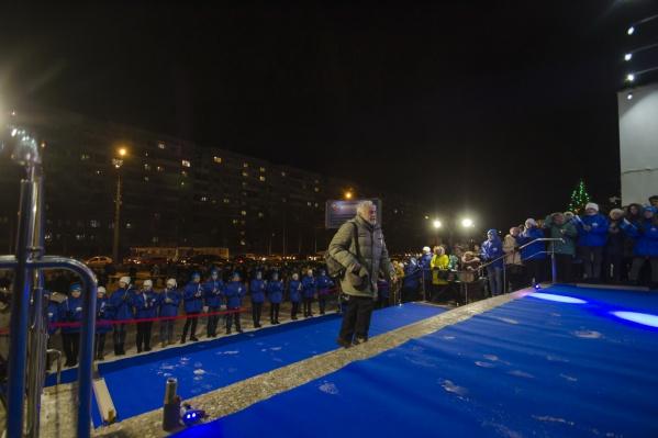 Фестиваль Arctic open проходит в Архангельске второй год подряд, но со звездной дорожкой - впервые