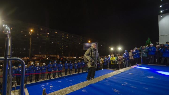 Почувствовать дух севера: в Архангельске открылся международный кинофестиваль Arctic open