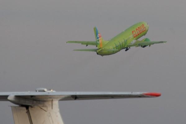 Сложные метеоусловия помешали новосибирскому рейсу приземлиться в Якутске