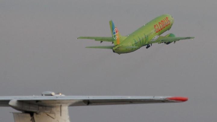Самолёт из Новосибирска не смог приземлиться в Якутске из-за тумана