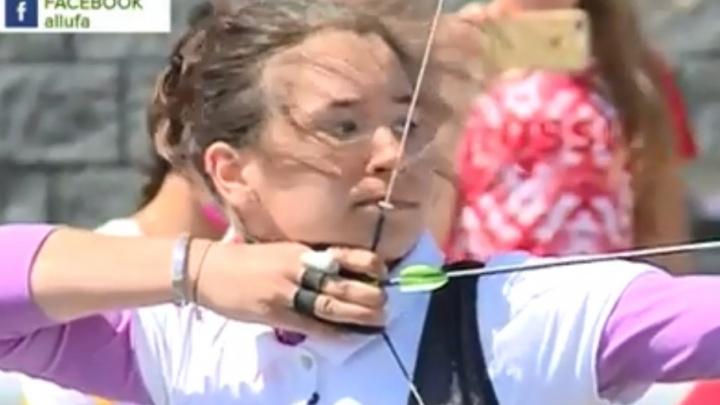 Лучники со всей страны приехали в Уфу на Первенство страны