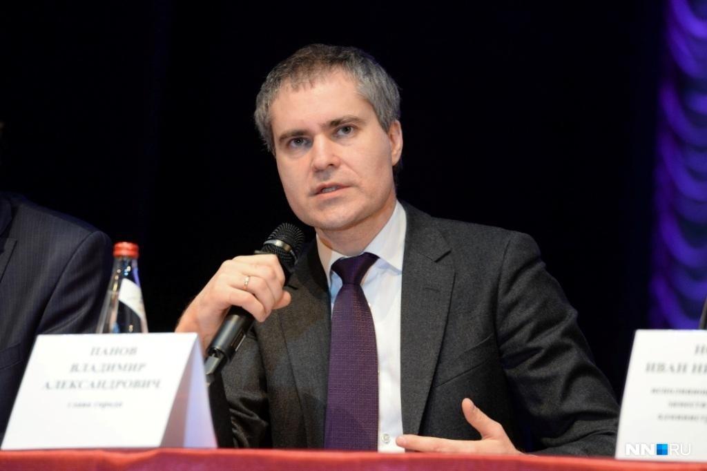 Год назад в Сормове многие ответы Владимира Панова встречали аплодисментами