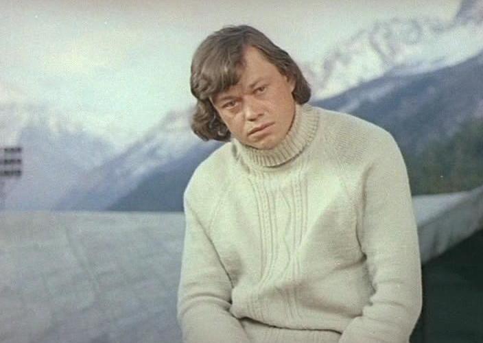 Как уральцы снимали фильм с Караченцовым и застряли на фуникулёре в горах: архивные фото