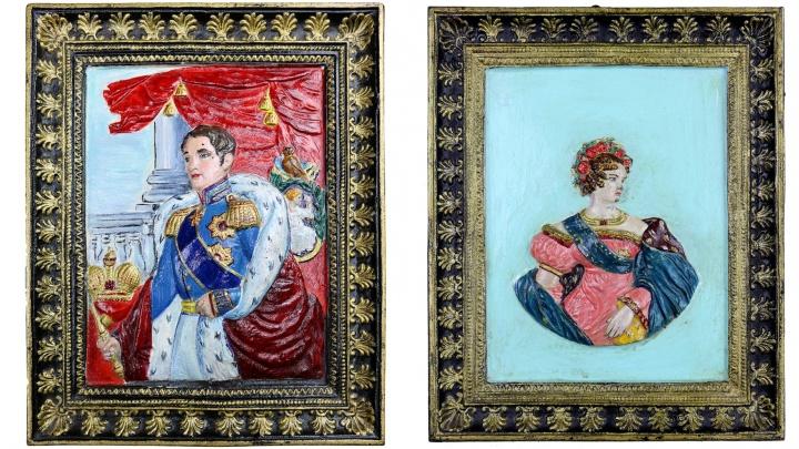 В Екатеринбург из Эрмитажа привезут работы художников, учившихся искусству при заводах на Урале