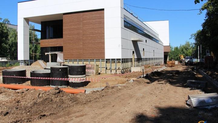 Стало известно, когда в Уфе завершат строительство гемодиализного центра