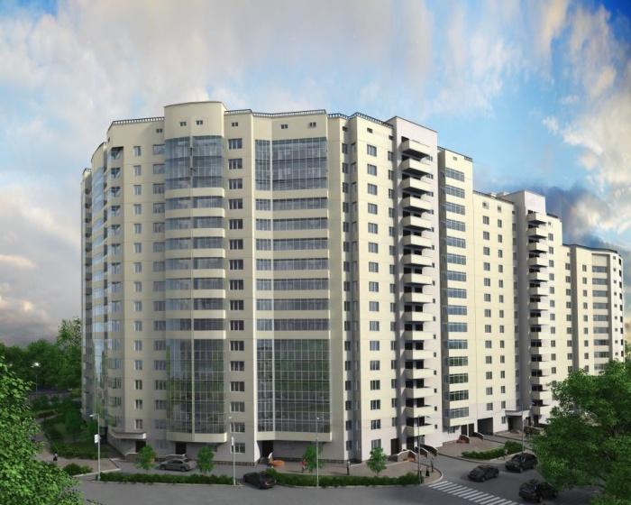 Завершается строительство ЖК «На Ивачёва», расположенного в 10 минутах ходьбы от площади Ленина