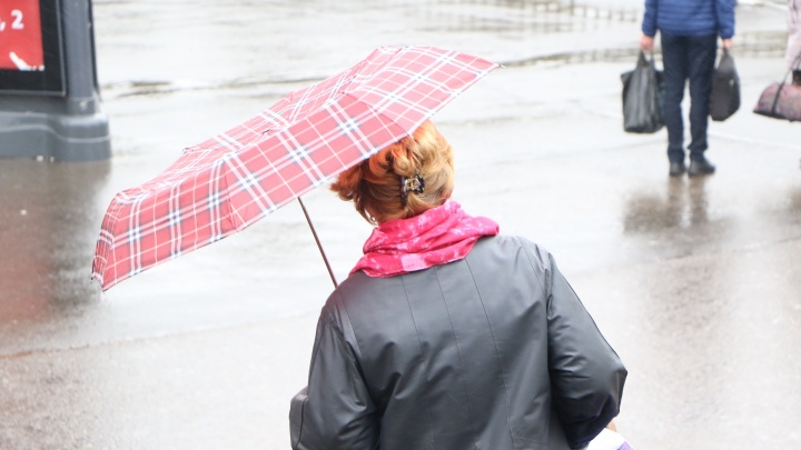 Прогноз погоды. Нам придётся пережить натиск непогоды