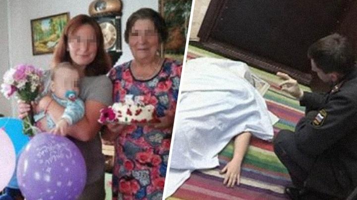 В Башкирии ищут подозреваемого в двойном убийстве, 8-месячный ребенок остался сиротой