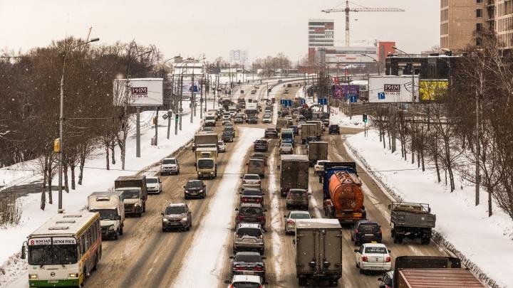 Встали колом: топ-8 вечных пробок Новосибирска, где люди теряют по три часа своей жизни