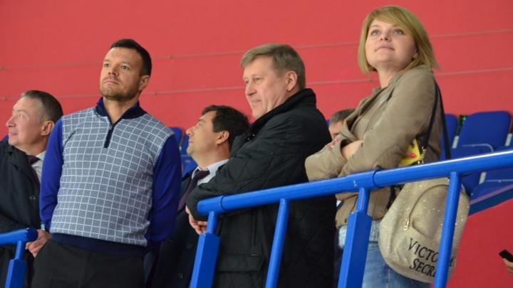 «Опыт Уфы полезен и ценен»: мэр Новосибирска Локоть осмотрел уфимские арены