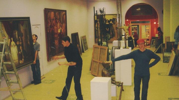 """В Центральном выставочном зале откроется выставка «Маяковский """"haute couture"""": искусство одеваться»"""