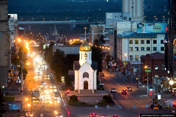 За последний год епархия согласовала строительство сразу нескольких храмов