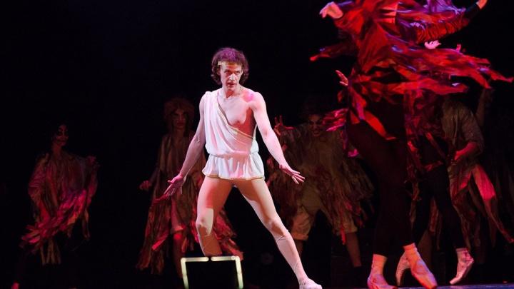 В Новосибирске показали балет с танцорами-любителями