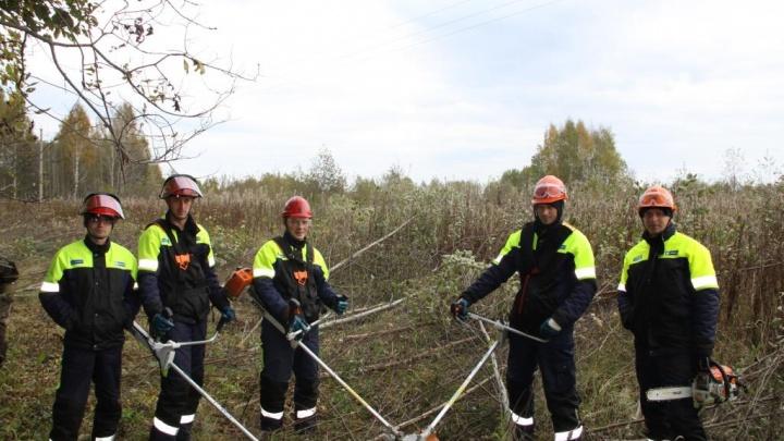 «Ярэнерго» контролирует работу бригад ярославского филиала «МРСК Центра» на учениях энергетиков