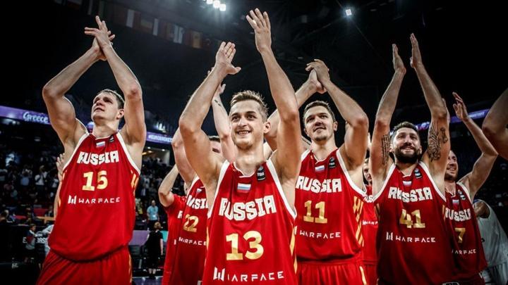 Сборная России по баскетболу впервые сыграет в Нижнем Новгороде