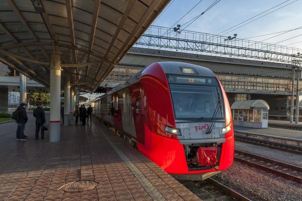 «Ласточка» с первыми пассажирами доехала до Магнитогорска за четыре часа