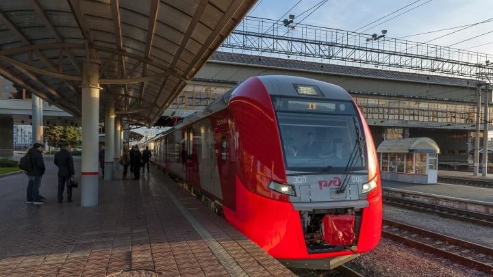 «Продукт ХХI века»: из Челябинска в Магнитогорск запустили скоростной поезд, который «летит» 4 часа
