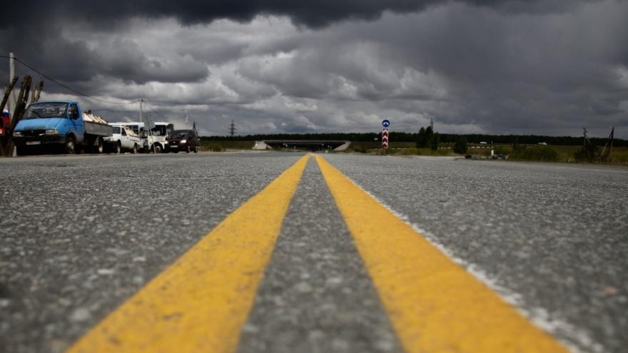Челябинские дорожники зажелтили: разбираемся, что означает новый тип разметки