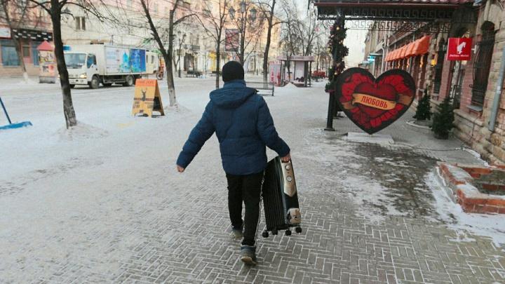 Мороз по коже: публикуем фотоподборку из городов России, в которые пришли настоящие холода