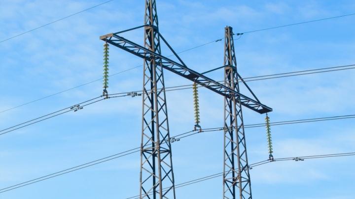 Три раза по полдня: в Малом Чаусово отключат электричество